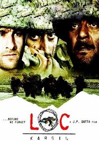 Loc-Kargil Movie Poster