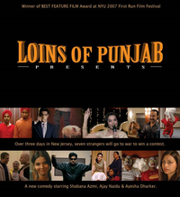Loins of Punjab Movie Poster