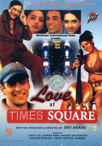 Love At Times Square Movie Poster