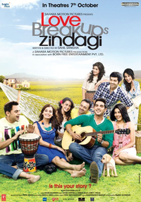 Love Breakups Zindagi Movie Poster