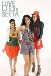 Love Lies and Seeta Movie Poster