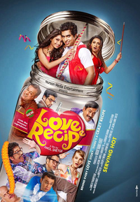 Love Recipe Movie Poster