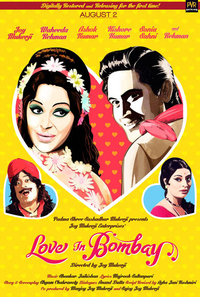Love in Bombay Movie Poster