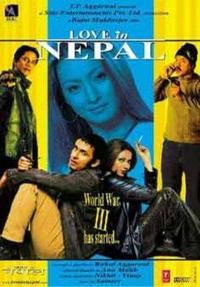 Love in Nepal Movie Poster