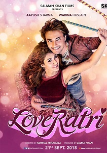 Loveratri Movie Poster