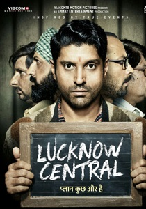 Lucknow Central Movie Poster