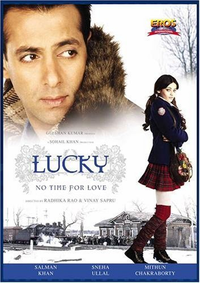 Lucky Movie Poster