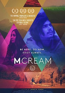 M Cream Movie Poster