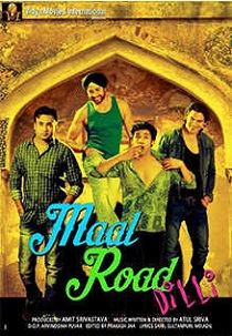 MAAL ROAD DILLI Movie Poster