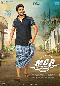 MCA (Middle Class Abbayi) Movie Poster