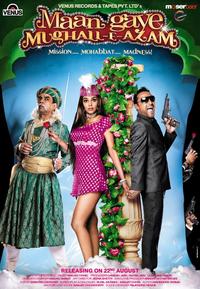 Maan Gaye Mughal-E-Azam Movie Poster