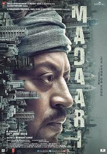 Madaari Movie Poster