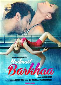 Madmast Barkhaa Movie Poster