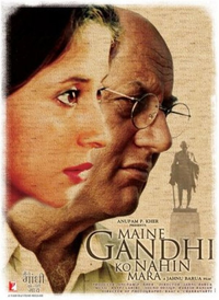 Maine Gandhi Ko Nahi Mara Movie Poster
