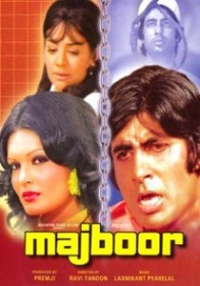 Majboor Movie Poster