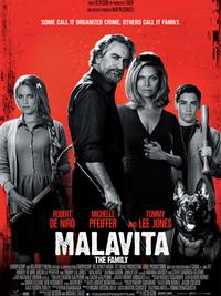 Malavita Movie Poster