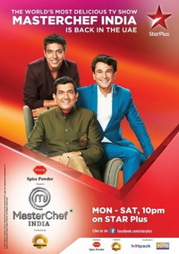 MasterChef India Movie Poster