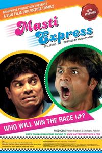 Masti Express Movie Poster