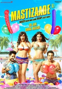 Mastizaade Movie Poster
