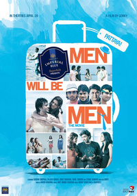 Men Will Be Men Movie Poster