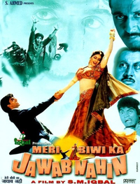 Meri Biwi Ka Jawab Nahin Movie Poster