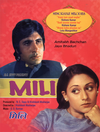 Mili Movie Poster