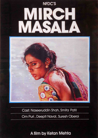 Mirch Masala Movie Poster