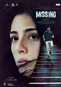 Missing (2018) Movie Poster