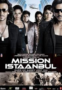 Mission Istanbul Movie Poster