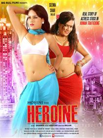 Mohini The Heroine Movie Poster