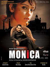 Monica Movie Poster