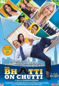 Mr Bhatti On Chutti Movie Poster