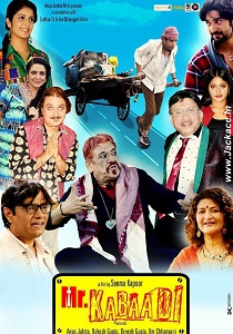 Mr. Kabaadi Movie Poster