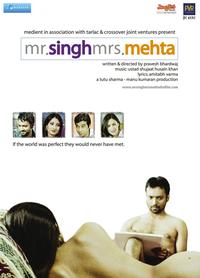 Mr Singh Movie Poster