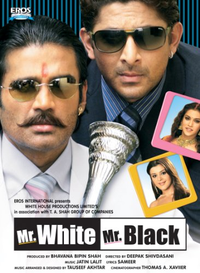 Mr. White Mr. Black Movie Poster