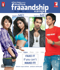Mujhse Fraaandship Karoge Movie Poster