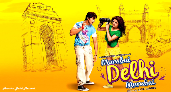 Mumbai Delhi Mumbai Movie Poster