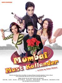 Mumbai Mast Kalandar Movie Poster