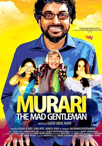 Murari - The Mad Gentleman Movie Poster