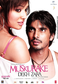 Muskurake Dekh Zara Movie Poster