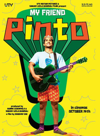 My Friend Pinto Movie Poster