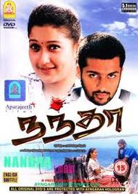 Nandha Movie Poster