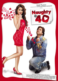 Naughty @ 40 Movie Poster