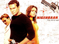 Nigehbaan - The Third Eye Movie Poster