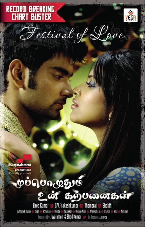 Nirantharam Nee Voohale Movie Poster