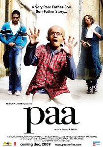 Paa Movie Poster