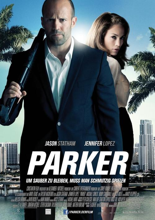 Parker Movie Poster