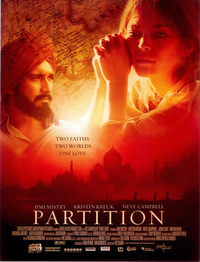 Partition Movie Poster