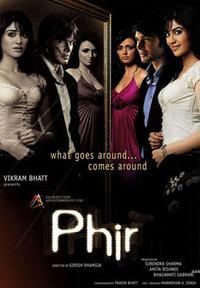 Phirr Movie Poster
