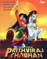 Prithviraj Chauhan Movie Poster